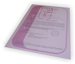 certificat ANM perspectiva